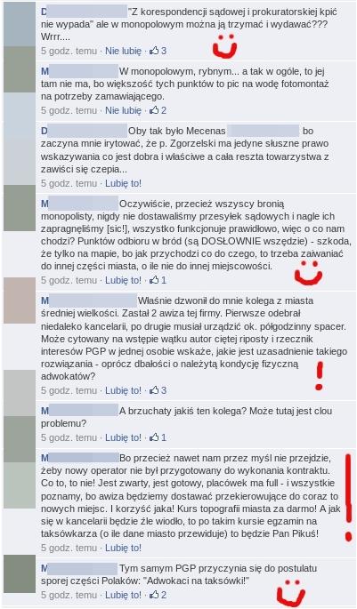 adwokaci odpowiadają Zgorzelowi 3