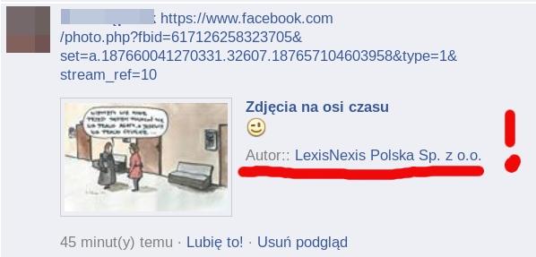 LexisNexis jak wygląda link