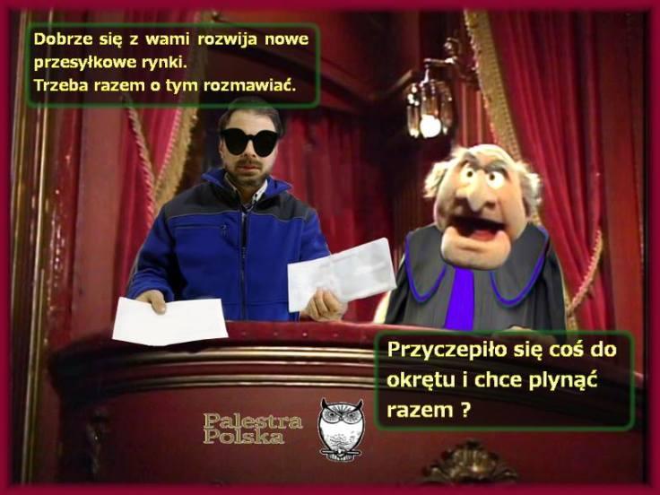 PGP i radcowie mem Jurka