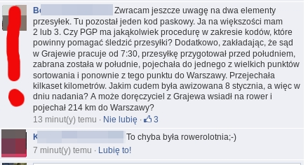 PGP rowerolotnia