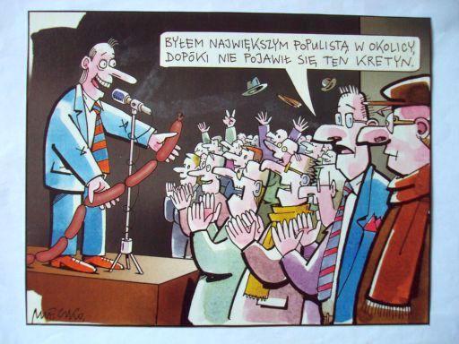 Populizm-kiełbasa-wyborcza