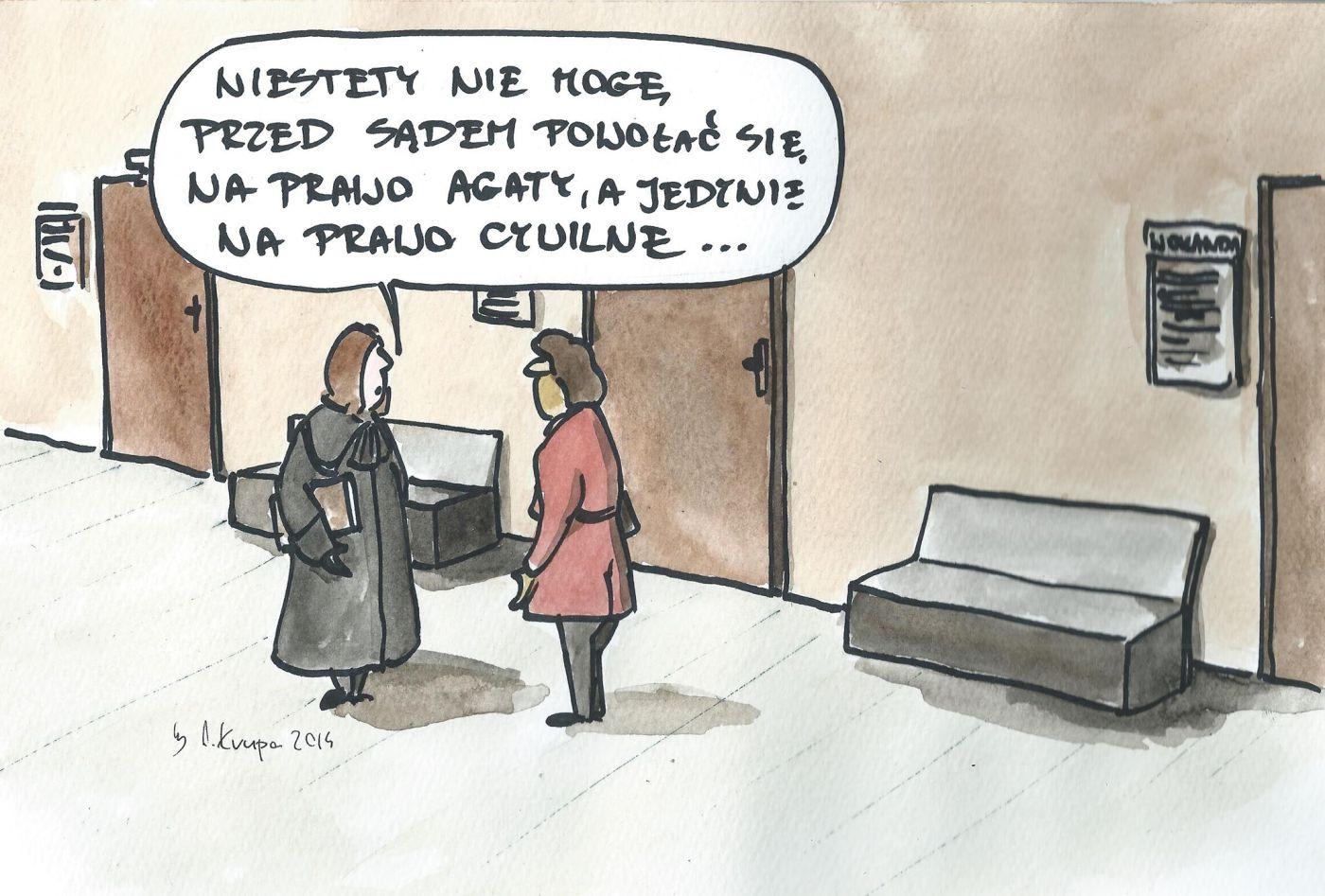 prawo agaty
