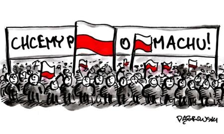 remek dąbrowski po-machu