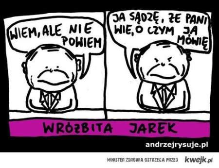 wróżbita Jarek