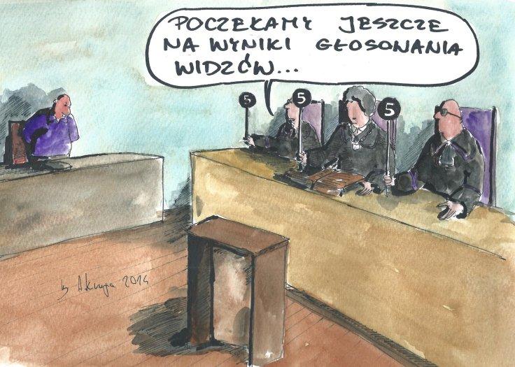 ŚOT casting na wyrok