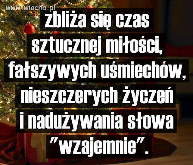 życzenia świąteczne z wiochy.pl