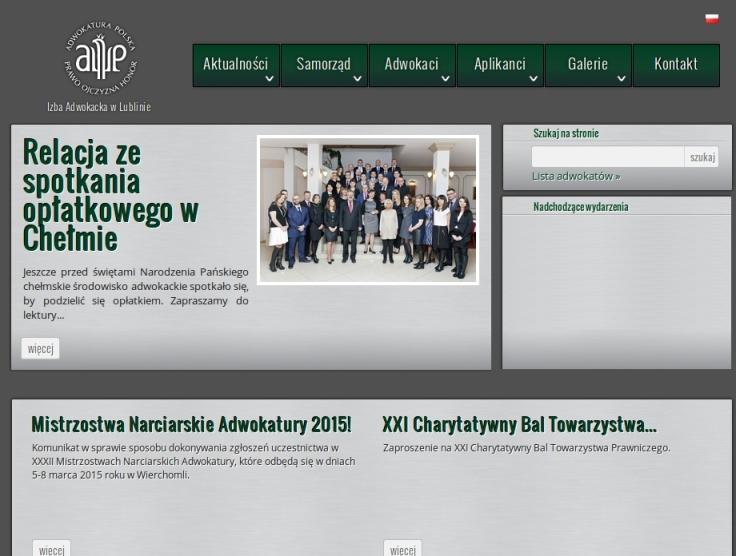 ORA Lublin screen styczeń 2015