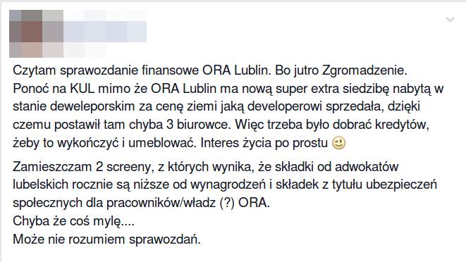 sprawozdanie ORA screen z fb 1
