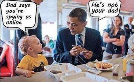 Obama to nie jest twój ojciec