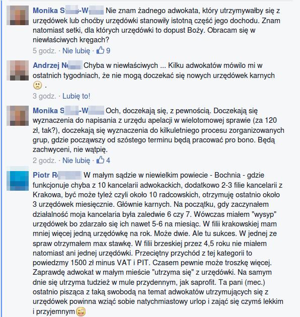 sofizmat rozszerzania koment fb