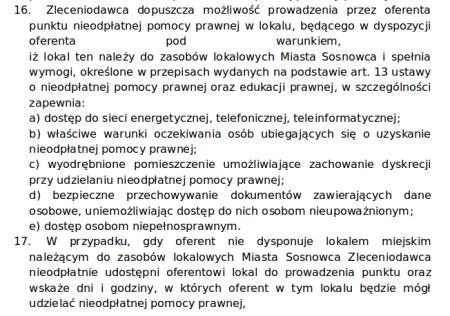 pakamery co oferuje gmina Sosnowiec