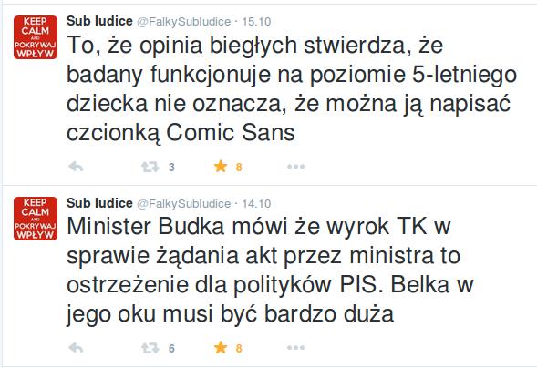 sub iudice screen z twittera
